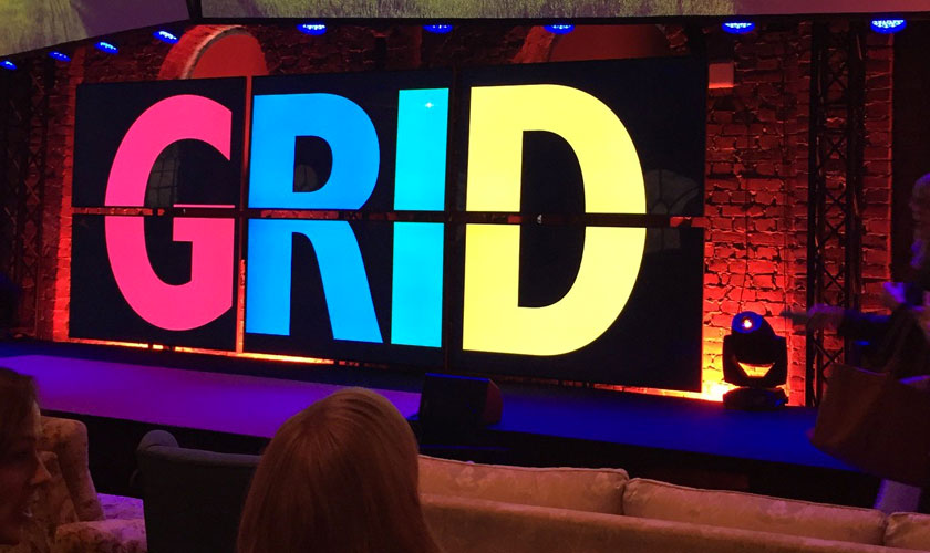Analyzing the media's role in shaping political narratives at the premier media conference, GRID2017