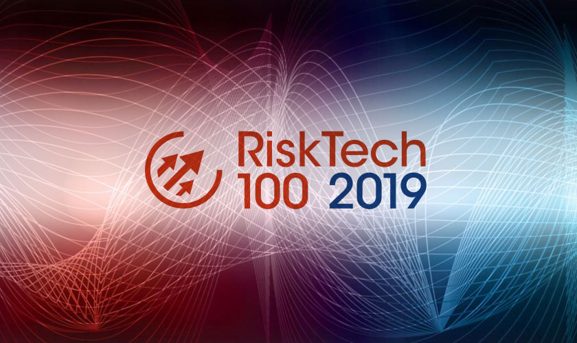 Speaking at Infopro Digital's RiskTech100