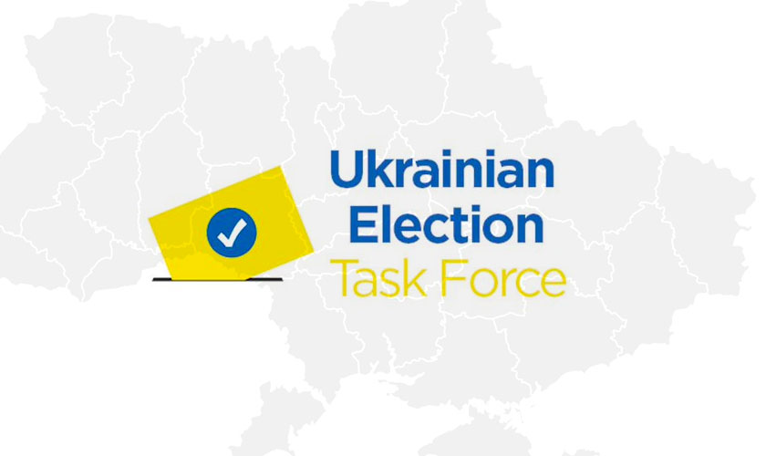 2019 Ukrainian Election Task Force, Laura is Senior Strategist and Cyber Lead